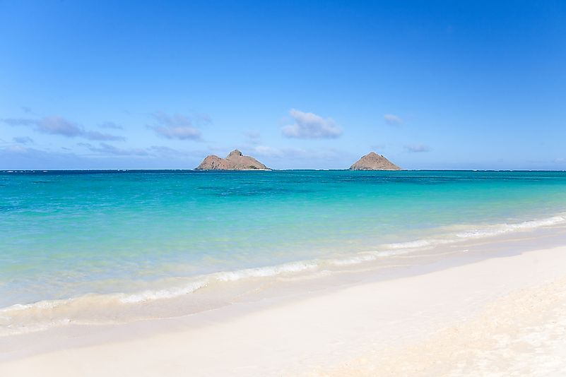 #2 Lanikai Beach, Hawaii