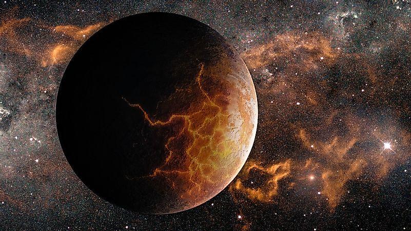 shutterstock 1205729008 - Apa Saja Planet-Planet yang Paling Aneh dalam Semesta ?