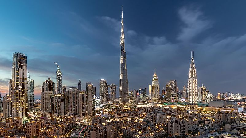 The World's Tallest Building: 10