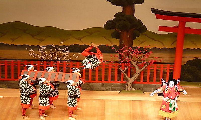 #4 Kabuki, Japan -