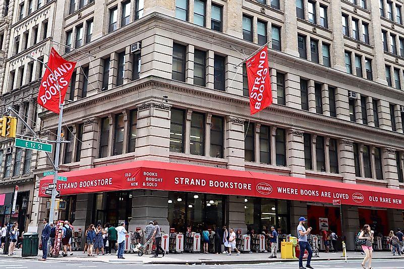 6 Волшебных книжных магазинов со всего Мира, которые обязательно стоит посетить.