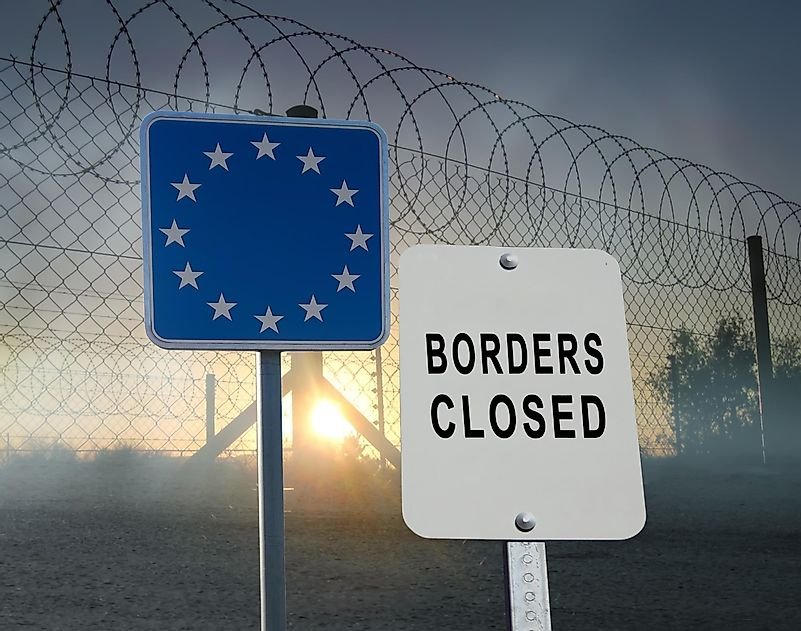 #7 Closing Borders