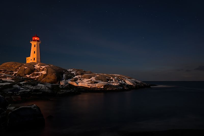 #2 Canada - the Ghost of Peggy's Cove