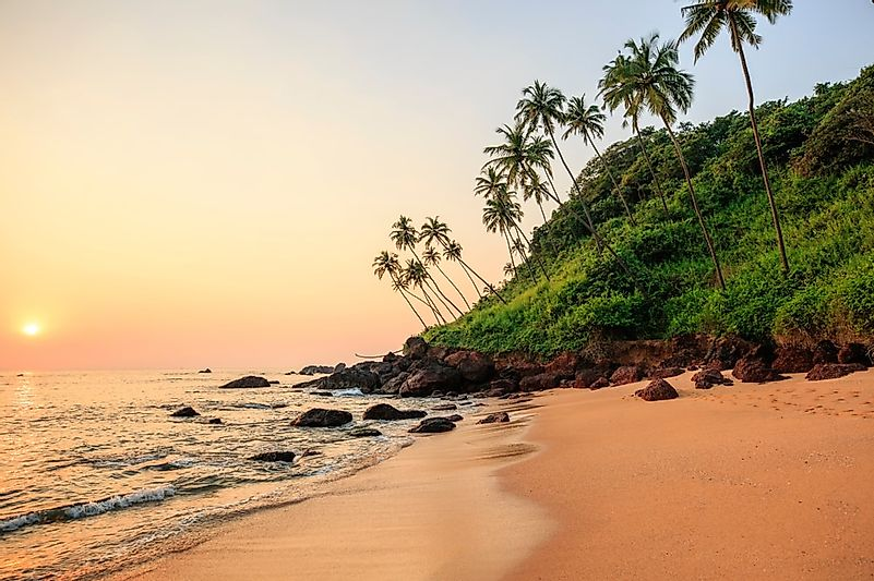 #5 The Beaches Of Goa