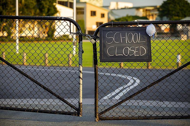 #4 School Closures
