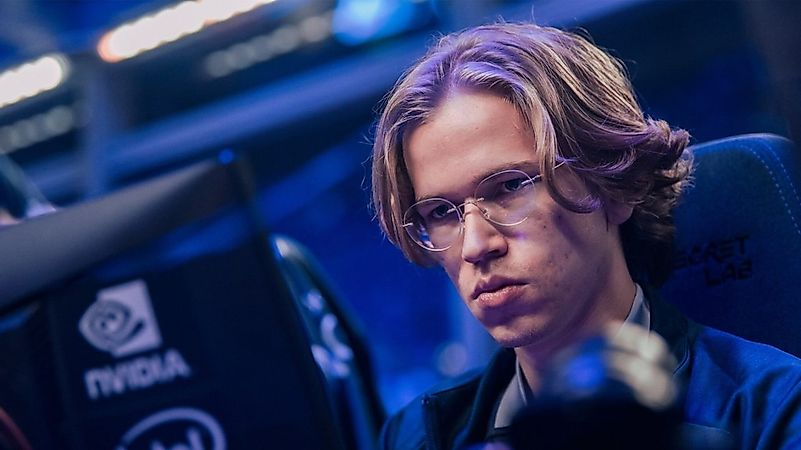 Topson has earned $5,414,446.17 from just 20 tournaments. Image credit: earlygame.com