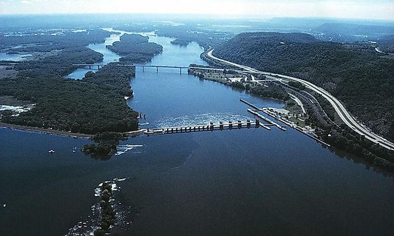 #4 How Long Is The Mississippi River? -