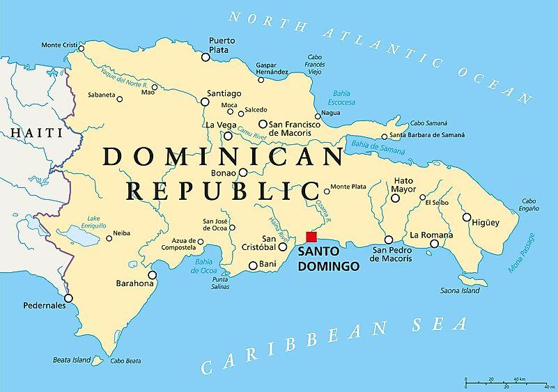 Caribbean Countries - WorldAtlas.com on