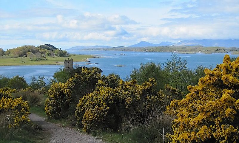 #6 Outstanding Lanscape Of Scotland -