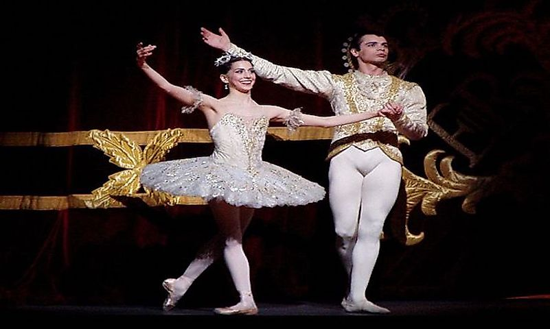 #9 Ballet, Russia -
