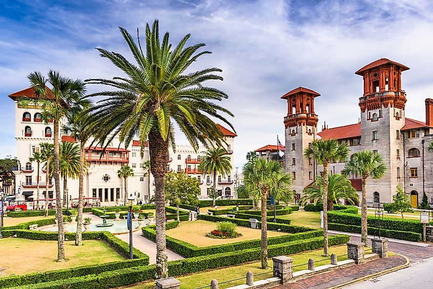 What is the Oldest City in Florida?