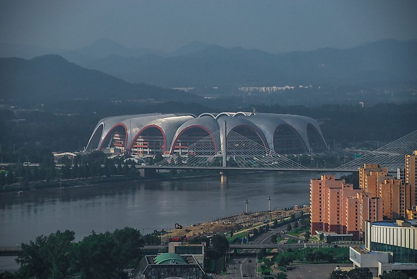 The 10 Biggest Stadiums In The World