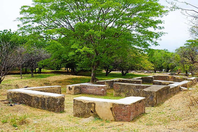 León Viejo Ruins, Nicaragua