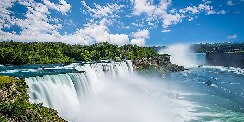 Niagara Falls - Unique Places Around the World
