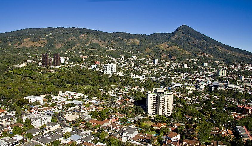 Ciudad de San Salvador