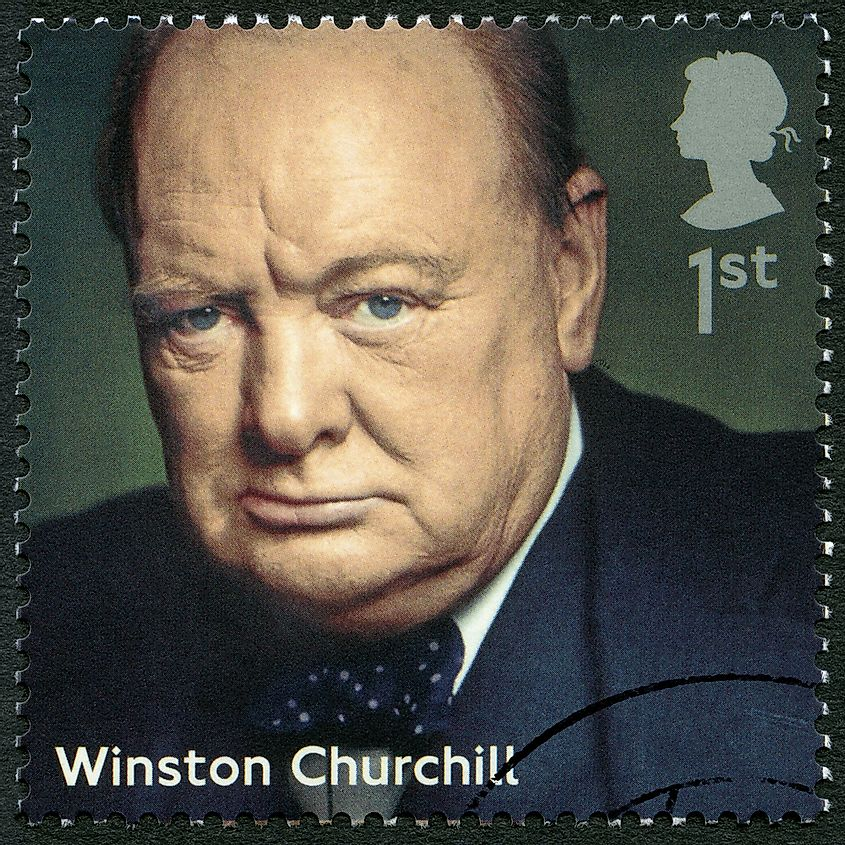 Winston Churchill, the British Prime Minister during World War II, was the main organizer of this migration.