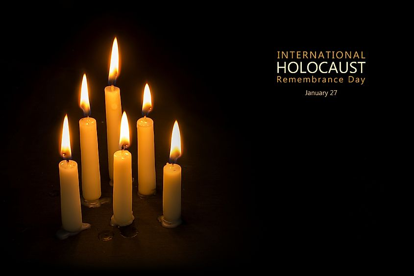 On January 27th of each year, people across the world recall the massacre of millions of people by the Nazi regime.