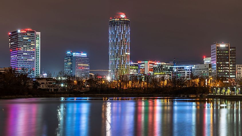 Business Park din București