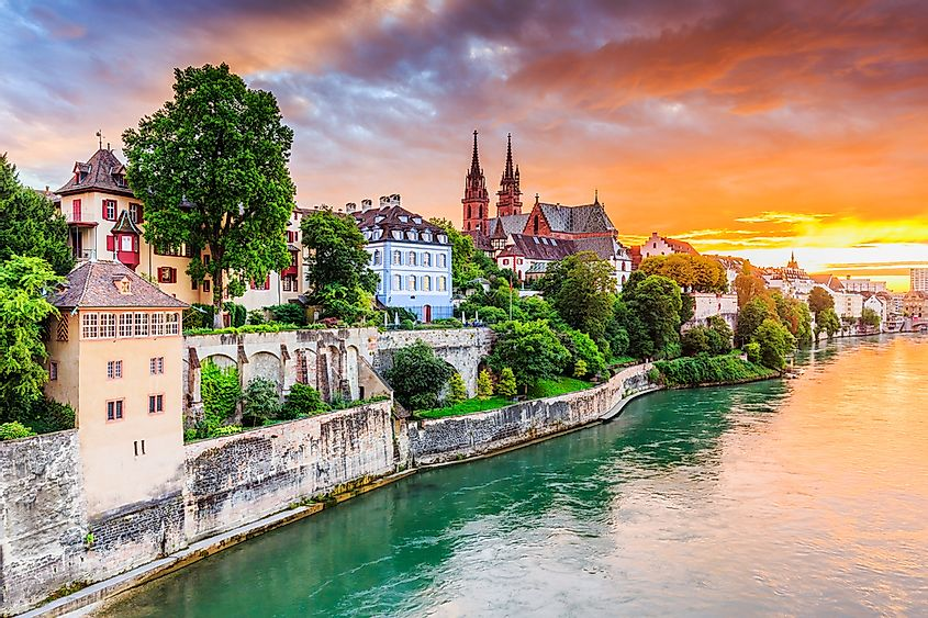 Basel, Switzerland.