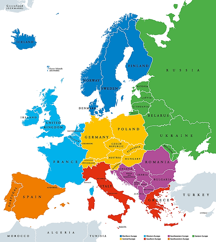 Is Russia Part Of The European Union