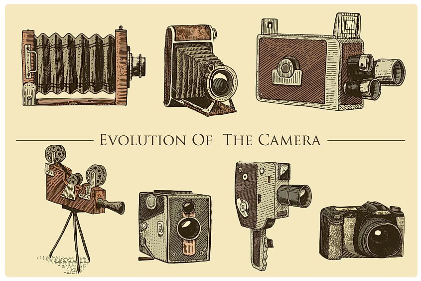 Several people were instrumental in getting the camera to were it is today.