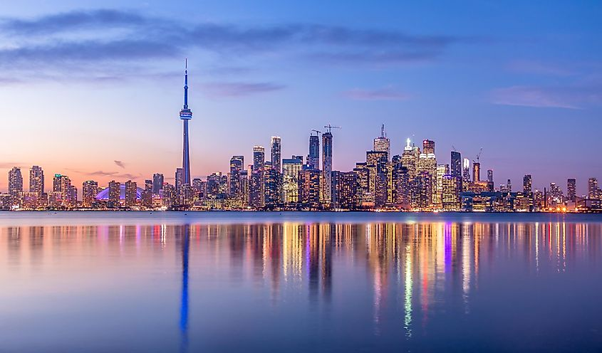 Top 10 most photogenic urban highlights in Canada