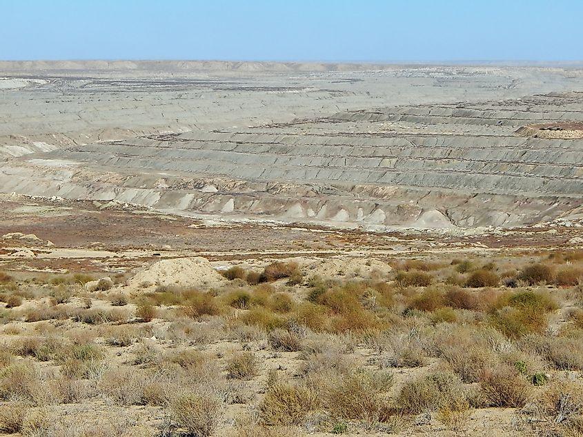 uranyum madeni kazakistan