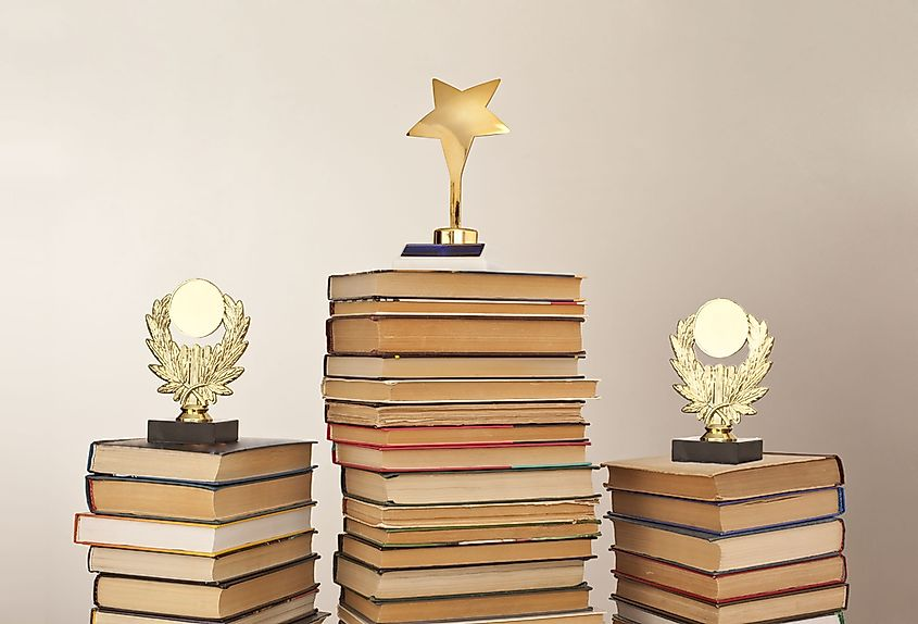 The Most Prestigious Literary Awards In The World - WorldAtlas