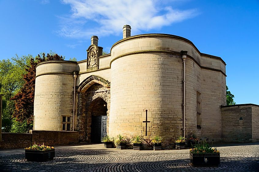 Originally built around the time of the Norman Conquests in the 11th Century, Nottingham Castle was largely destroyed, and then renovated, in the 17th Century.