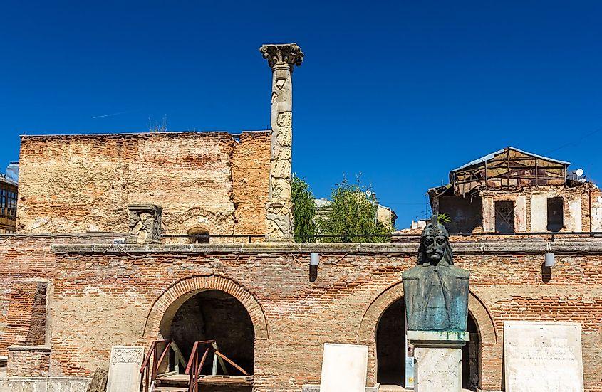 Vechea Curte Domnească din București