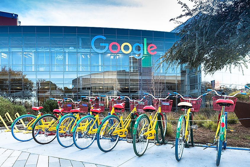 Alphabet is the parent company of Google the well known search engine