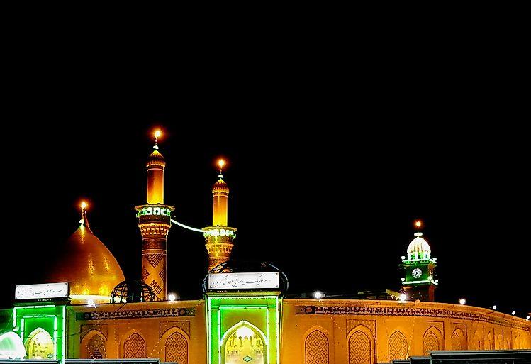 Who Are The 12 Imams Of Twelver Shia Islam? - WorldAtlas com