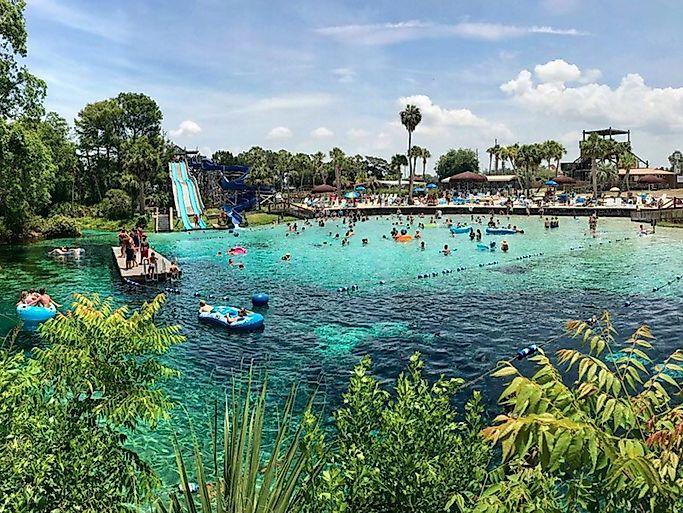 Hello Kitty Water Park Photos