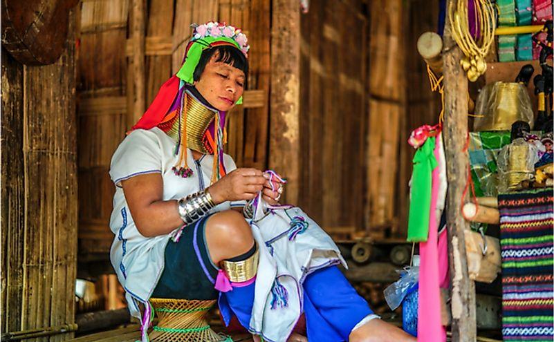 Топ удивительных фактов о Мьянме (Бирма). О них знают только те, кто там побывал.