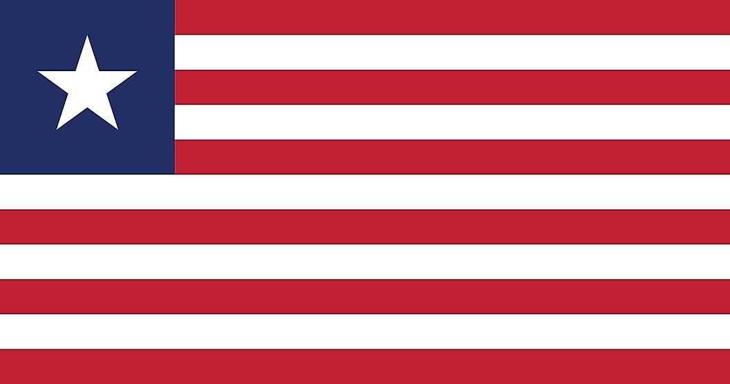 Флаги, напоминающие флаг США.