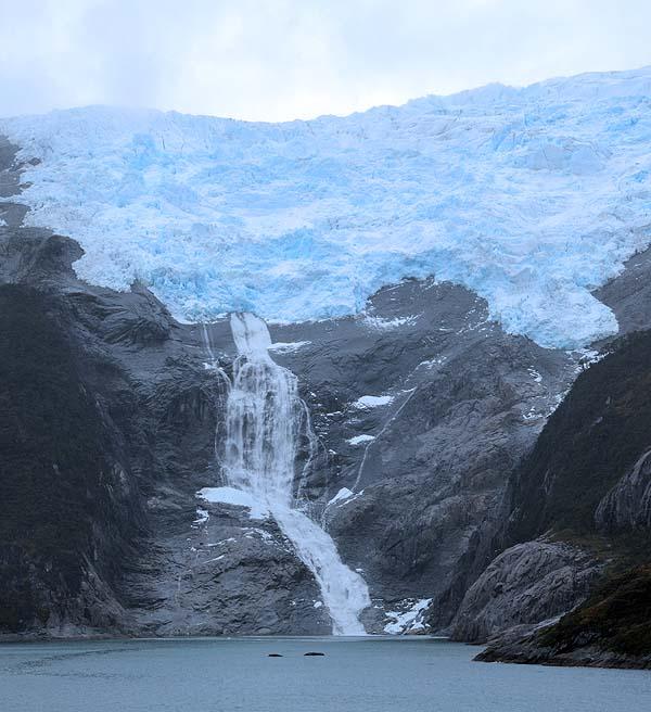chile argentina, beagle channel, alemania glacier
