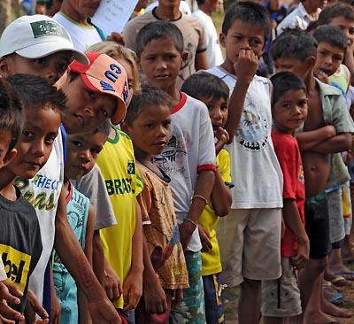 brazil, boca da valeria, young boys