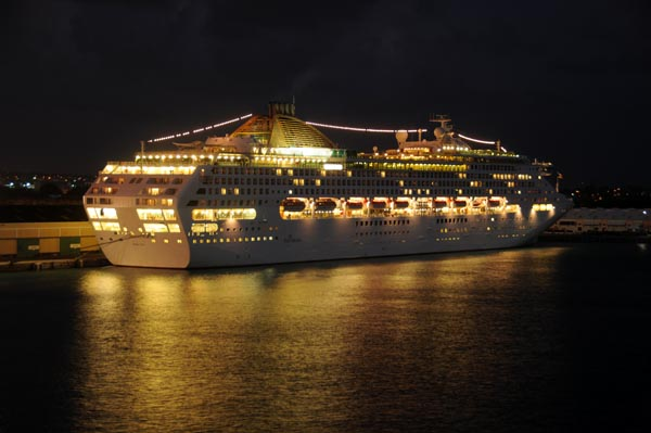 barbados, bridgetown, cruise ships