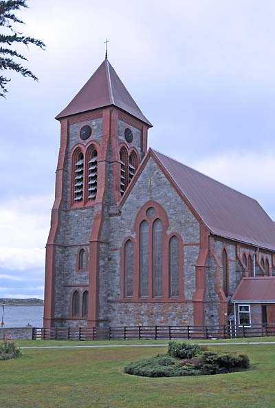falkland islands, christ church cathedral