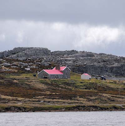falkland islands, rural landscape