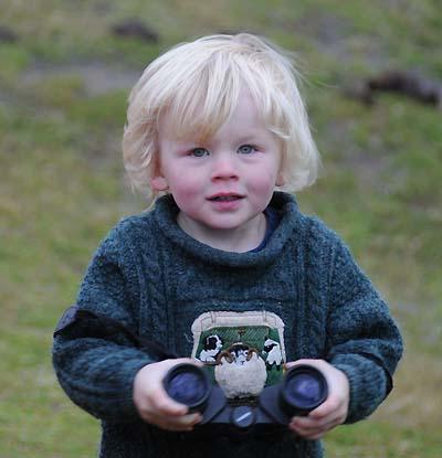 falkland islands, little boy