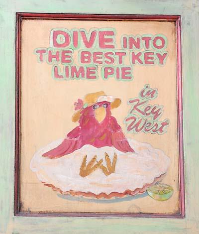 florida, key west, key lime pie