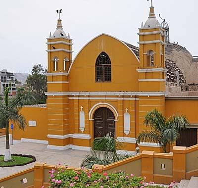 peru, lima, church