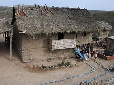 ecuador, manta, family home