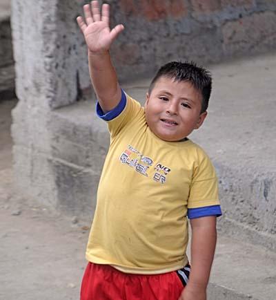 ecuador, manta, little boy