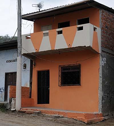 ecuador, manta, house