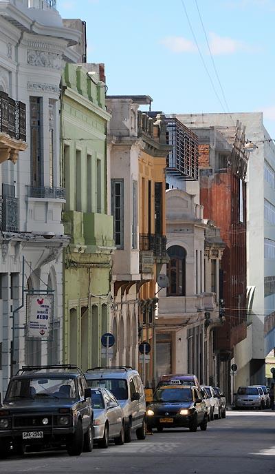 uruguay, montevideo, european architecture