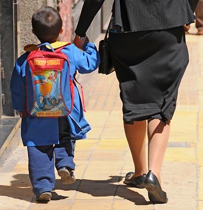 uruguay, montevideo, little boy