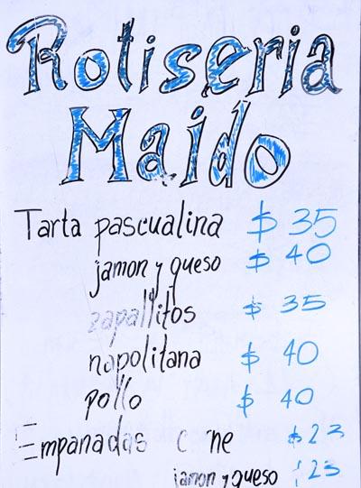 uruguay, montevideo, uruguayan menu prices