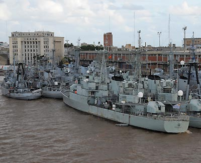 uruguay, montevideo, uruguayam navy